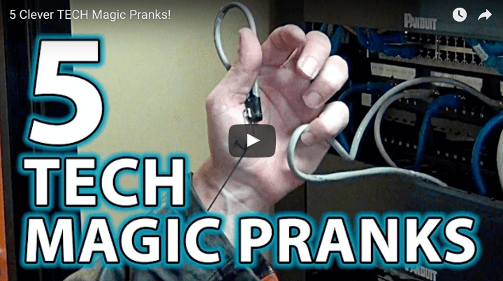 5 Clever Tech Pranks With Rich Ferguson